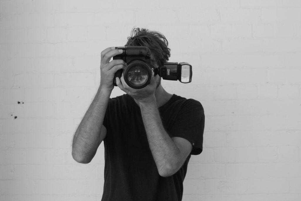 Photo Booth Feature DSLR Camera vs Webcam