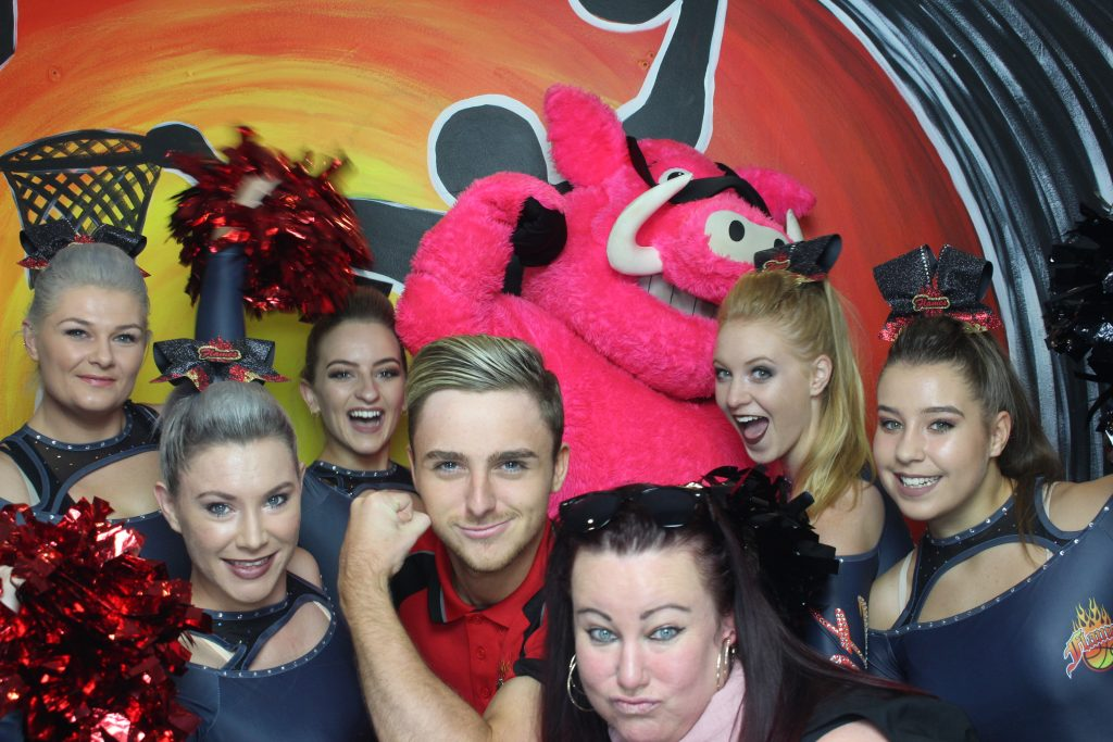 Sporting Clubs - Photobooth in Perth (1)