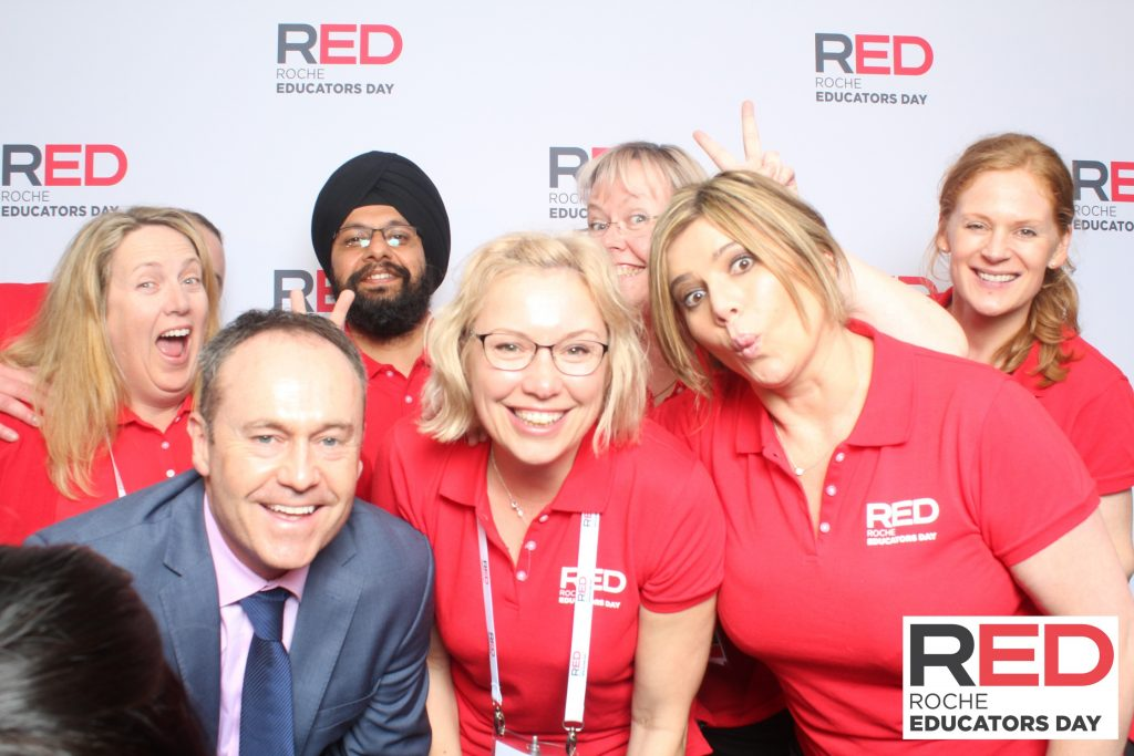 GIF Booth a hit at Roche Educators Day - Perth Photo Booth Hire (1)
