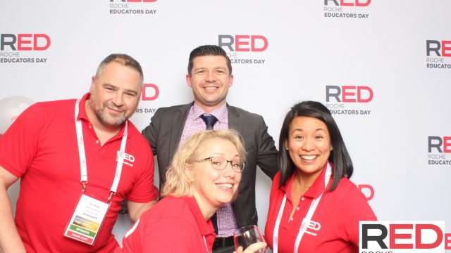 GIF Booth a hit at Roche Educators Day - Perth Photo Booth Hire (2)