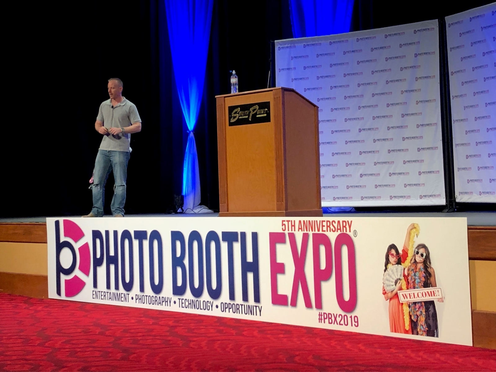 Photo Booth Expo 2019 - BoothCon - Adept Photo Booths Perth