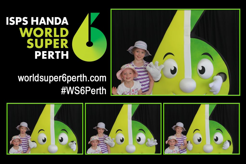 ISPS HANDA World Super 6 Perth Golf Tournament - Perth Photobooth Hire (1)