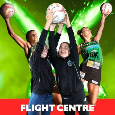 Flight Centre West Coast Fever v Adelaid Thunderbirds 2