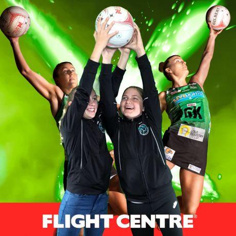 Flight Centre West Coast Fever v Adelaid Thunderbirds 2