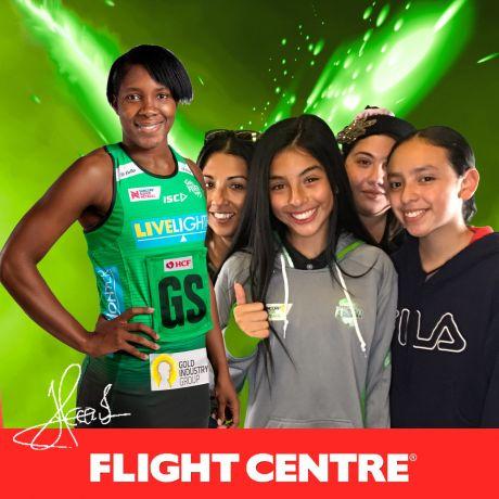 Flight Centre West Coast Fever v Collingwood Magpies