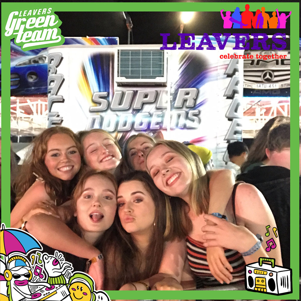 Leavers Roaming Photo Booth 5
