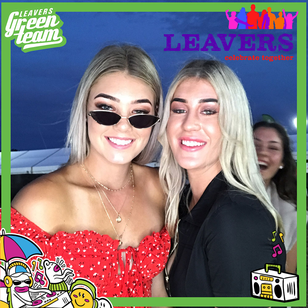 Leavers Roaming Photo Booth 8